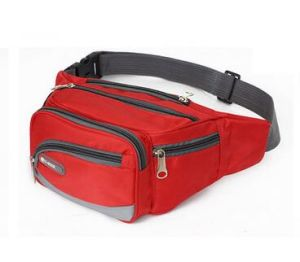 Fashion Casual Waist Bag Male Female Running Sports Money Collect Waist Bag pictures & photos
