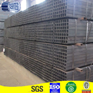 Common Carbon Hot Rolled Welded Steel Tubes and Pipes pictures & photos