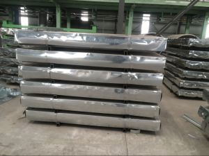 Hot Dipped Galvanized Corrugated Steel Sheets, Galvanzied Corrugated Sheet pictures & photos