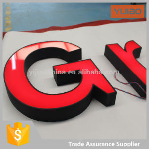 Advertising Signage Front-Lit Acrylic Channel Letters pictures & photos