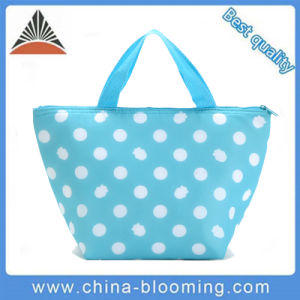 Ladies Tote Lovely Outdoor Insulated Picnic Lunch Cooler Bag pictures & photos