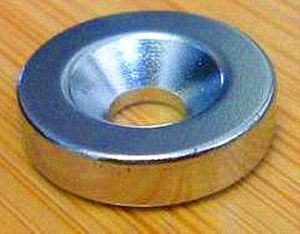 Strong Countersunk Central High Magnetic Power Whole Permanent Neo Magnet pictures & photos