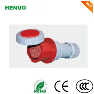 3 Pin 4 Pin 5pin Plastic Industrial Waterproof Connector pictures & photos