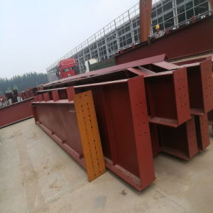 Steel Structure Warehouse for Storage Goods pictures & photos