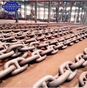 Stud Link Anchor Chain with CCS/ABS Certificate pictures & photos