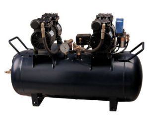 Medical Oil-Free Air Compressor (ZC300-2) pictures & photos