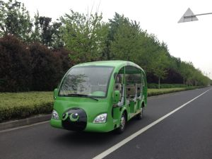Ce Approval Transporting Electric Sightseeing Car pictures & photos