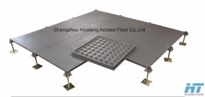 Bare 600X600 Steel Raised Flooring pictures & photos