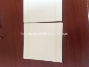 White Automobile AGM Fiberglass Tissue Battery Separator pictures & photos