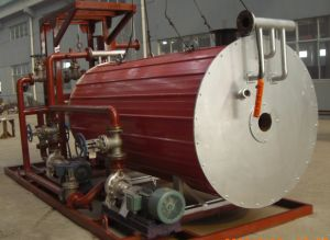Horizontal Oil-Fired Heat Transfer Fluid Boiler pictures & photos