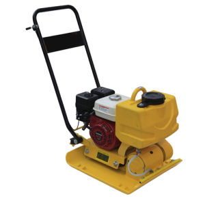 C-120W Plate Compactor with Honda Engine 5.5HP pictures & photos