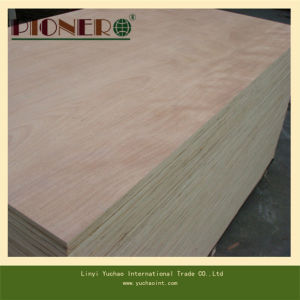 High-Grade Natural Red Oak Veneer Plywood for Interior Furniture pictures & photos