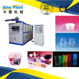Plastic Cup Thermoforming Machine with High Quality