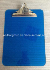 Plastic Clip Board for Office Supply pictures & photos
