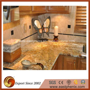 Popular Natural Granite Kitchen Countertop pictures & photos