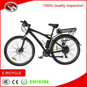 Hot Sale Ce Approved Electric Bike with MTB Tyre pictures & photos