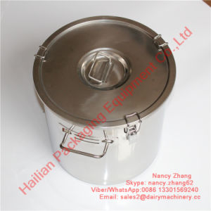 Airtight Stainless Steel Soup Barrel for Hotel Using pictures & photos