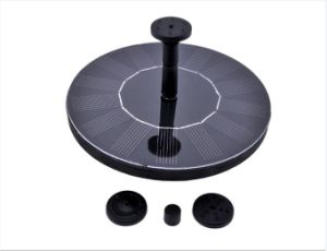 Floating Solar Fountain for Bird Bath pictures & photos
