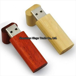 2015 Best Selling Beautiful Wooden USB Flash Drive pictures & photos
