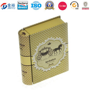 Metal Money Box for Coin and Paper Money Collection Jy-Wd-2015121807 pictures & photos