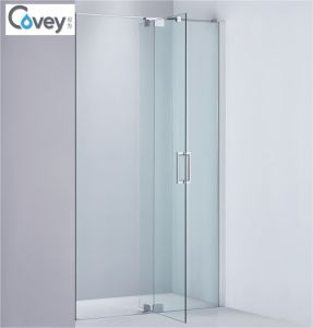 8mm/10mm Tempered Glass Shower Enclosure/Bathroom Shower Screen (KW02D) pictures & photos