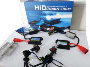 Hot Sale AC 55W HID Xenon Kit 9004 (slim ballast) High Quality HID