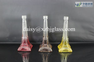 Mini 40ml Eiffel Tower Glass Craft pictures & photos