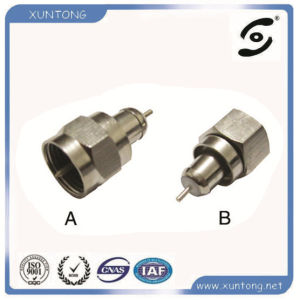 F Type Magnetic Cable Connector for RF Coaxial Connector pictures & photos