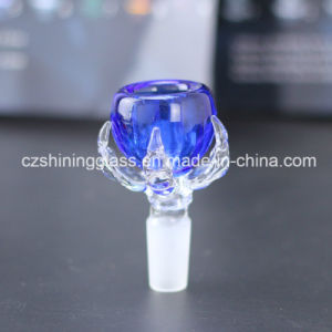 Hot Sale Pipe Glass Water Pipe Smoking Accessories by Czshining Glass pictures & photos