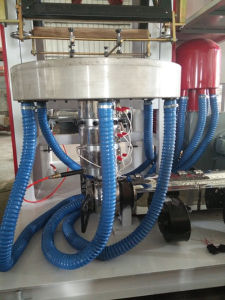 High Speed Plastic Nylon Film Extruder Machine pictures & photos