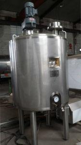 Milk Making Stainless Steel Blending Tank