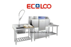 Eco-1as Automatic Conveyor Dishwasher pictures & photos