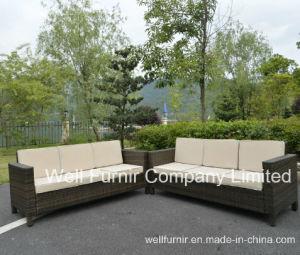 Rattan Garden Furniture Set Sofa Conservatory Outdoor Wicker Patio Weave pictures & photos