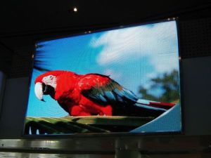 Full Color Indoor P4.81 Video Advertising LED Display Panel pictures & photos