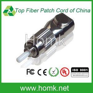 FC Circlar Bare Optic Fiber Adapter pictures & photos
