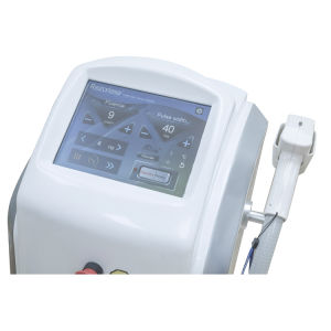 FDA Approved (K152898) Germany Laser Bars Big Spot Size 808nm Diode Laser Hair Removal Machine pictures & photos