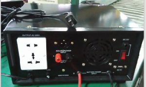 Solar Power Inverter 500va pictures & photos