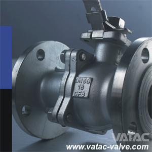 Cast & Forged 2PCS Ball Valve pictures & photos