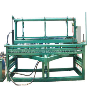 Manufacturer Hydraulic Steel Crimped Wire Mesh Woven Machine pictures & photos
