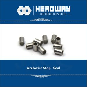 Orthodontic Accessories Seal Archwire Stop with Ce pictures & photos