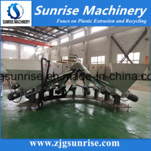 Plastic Powder Mixing Machine with Auto Weighing Machine pictures & photos