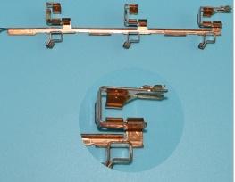 Metal Stamping Machine Parts, High Precision Zinc Plating Welding Part, Metal Stamping Part pictures & photos