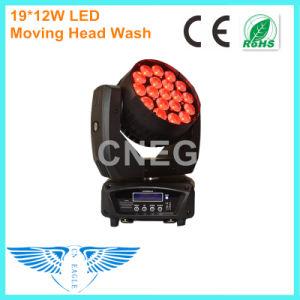 19*12W LED Wash Moving Head Light