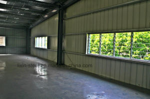 Prefabricated Engineering Steel Structure Warehouse Worlshop with Metal Frame pictures & photos