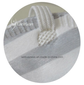Gray and White Stripes Nonwoven Face Mask with Valve pictures & photos