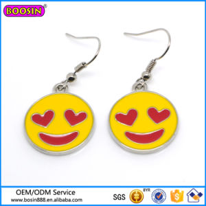 2016 Hot Selling High Quality Emoji Jewelry Earring for Promotion Gift pictures & photos