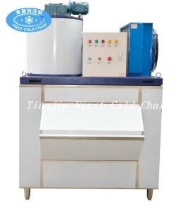 0.5t24/H Flake Ice Machine for Fish Fresh pictures & photos
