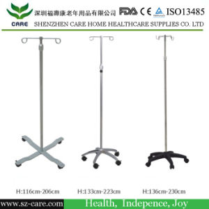 IV Drip Stand, Medical Drip Stand, Drip Stand for Hospital Bed