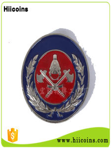Metal Badges Customized Professional Badge Customized Enamel Badges Activity Badges Hook The Badge pictures & photos