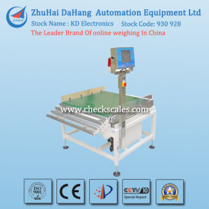 Check Weigher with Wide Range/Automatic Check Weigher pictures & photos